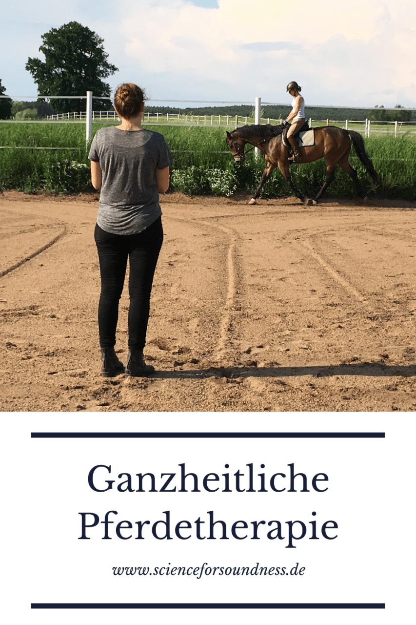 Es gibt unzählige Formen der Therapie, auch für Pferde. Ich beantworte dir alle Fragen rund um ganzheitliche Pferdetherapie a la Science for Soundness.
